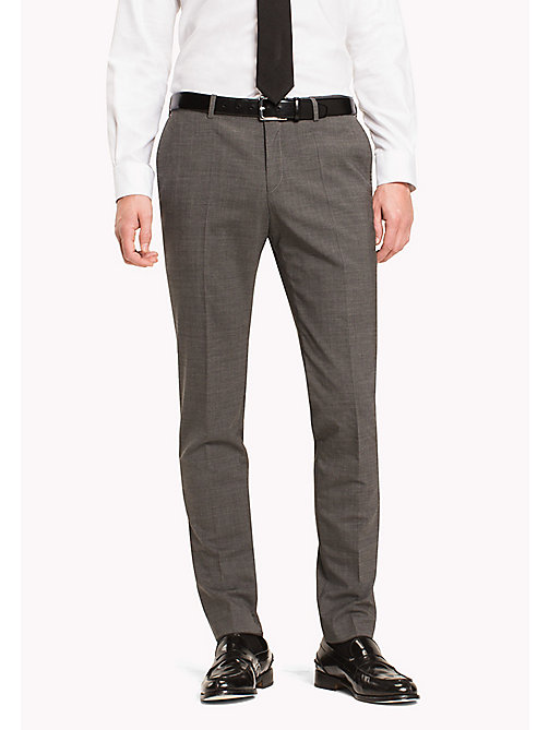 TOMMY HILFIGER Extra Slim Fit Suit Separate Trousers - 020 - TOMMY HILFIGER Accessories - main image