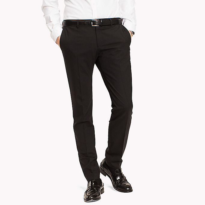 TOMMY HILFIGER Extra Slim Fit Suit Separate Trousers - 020 - TOMMY HILFIGER Clothing - main image