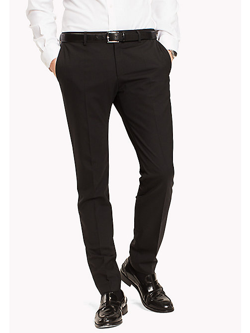 TOMMY HILFIGER Extra Slim Fit Suit Separate Trousers - 099 - TOMMY HILFIGER Tailored - main image