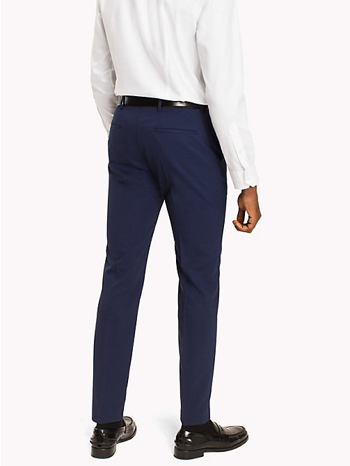 TOMMY HILFIGER Extra Slim Fit Suit Separate Trousers - 420 - TOMMY HILFIGER Accessories - detail image 1