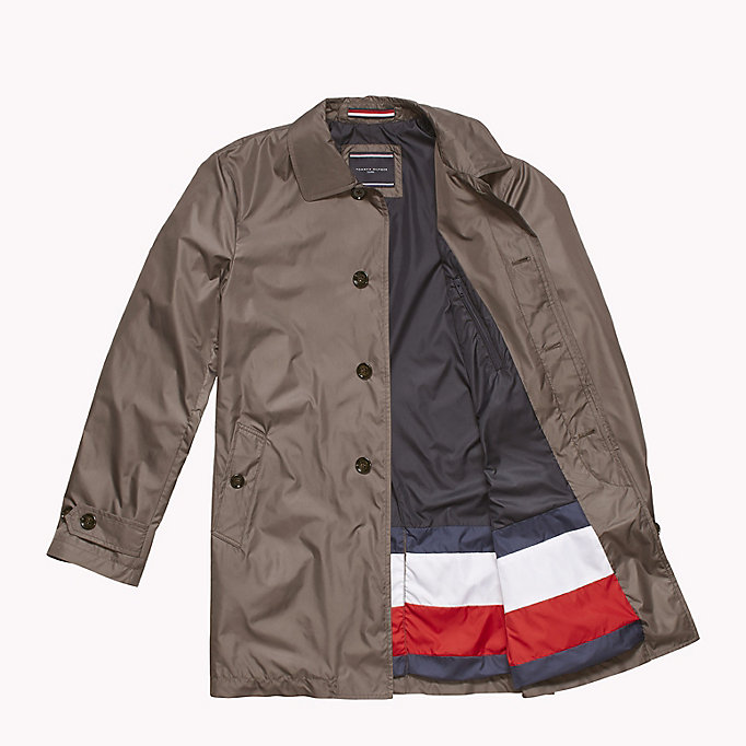 TOMMY HILFIGER Packable Mac - 429 - TOMMY HILFIGER Men - detail image 4