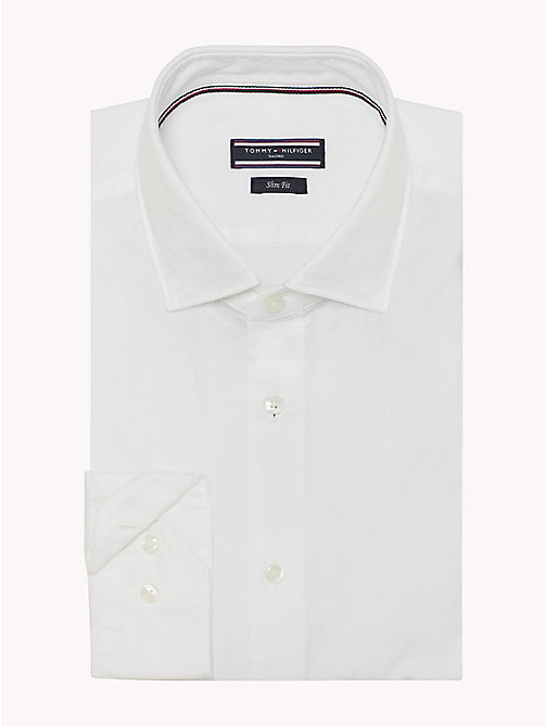 TOMMY HILFIGER Slim Fit Oxfordhemd im Washed-Look - 100 -  Businesshemden - main image 1