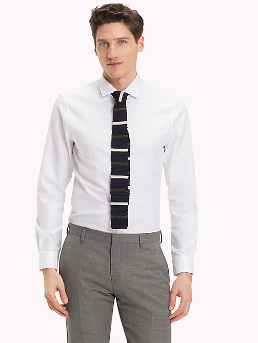 TOMMY HILFIGER Slim Fit Oxfordhemd im Washed-Look - 100 -  Businesshemden - main image