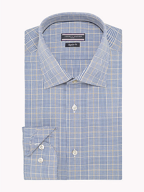 TOMMY HILFIGER Classic Check Shirt - 421 - TOMMY HILFIGER Formal Shirts - detail image 1
