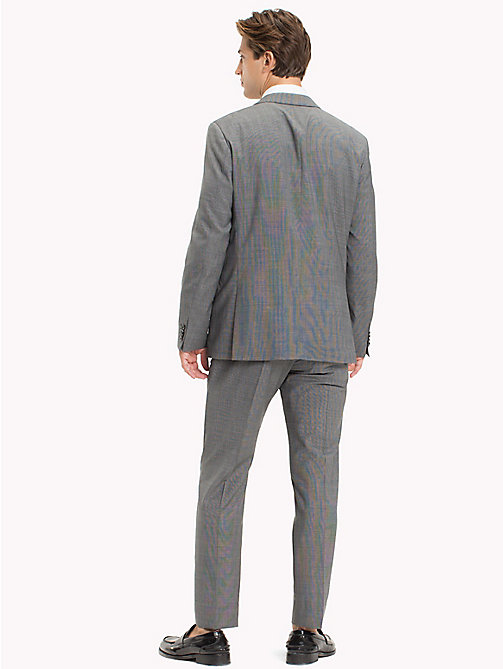 TOMMY HILFIGER Virgin Wool Regular Fit Suit - 025 - TOMMY HILFIGER Suits - detail image 1