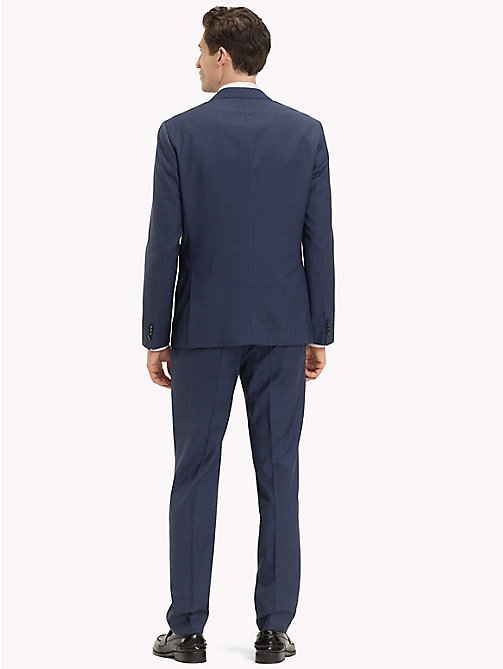 TOMMY HILFIGER Virgin Wool Regular Fit Suit - 425 - TOMMY HILFIGER Suits - detail image 1