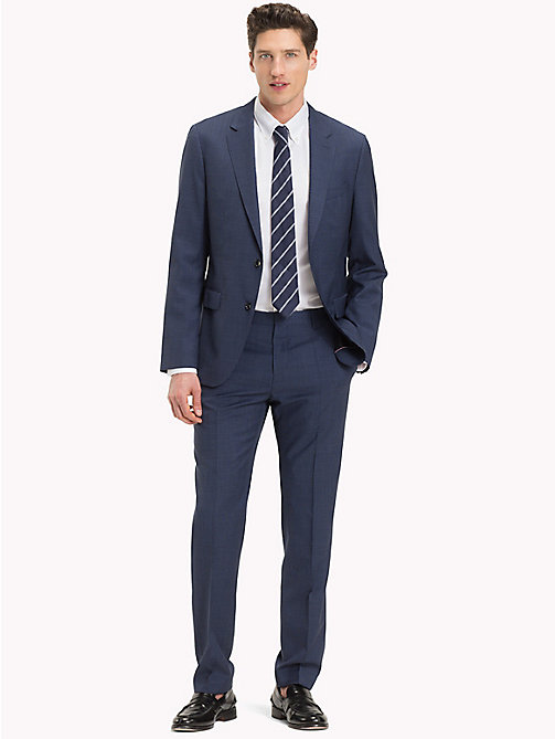TOMMY HILFIGER Virgin Wool Regular Fit Suit - 425 - TOMMY HILFIGER Suits - main image