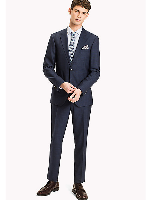 TOMMY HILFIGER Italian Slim Fit Suit - 425 - TOMMY HILFIGER What to Wear - main image