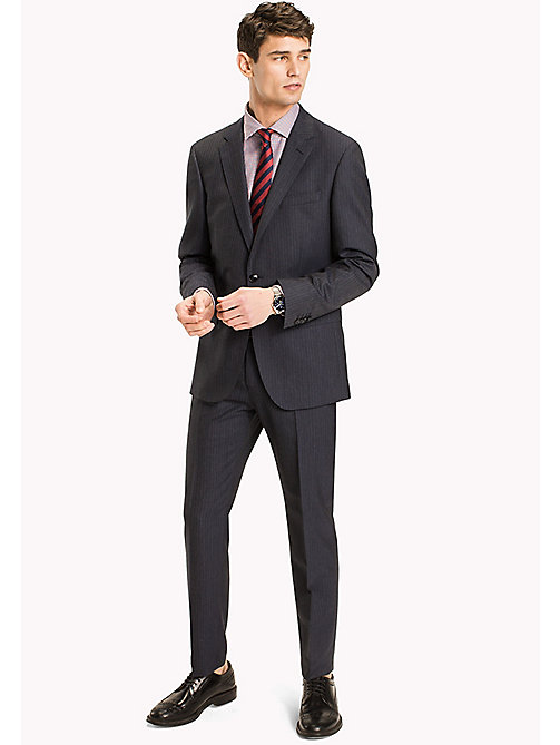 TOMMY HILFIGER Tailored Slim Fit Suit - 427 - TOMMY HILFIGER Suits - main image