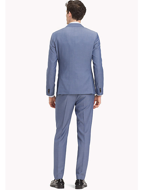 TOMMY HILFIGER Pure Wool Three-Piece Suit - 420 - TOMMY HILFIGER Suits - detail image 1