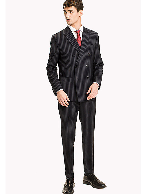 TOMMY HILFIGER All Over Stripe Suit - 429 - TOMMY HILFIGER Suits - main image