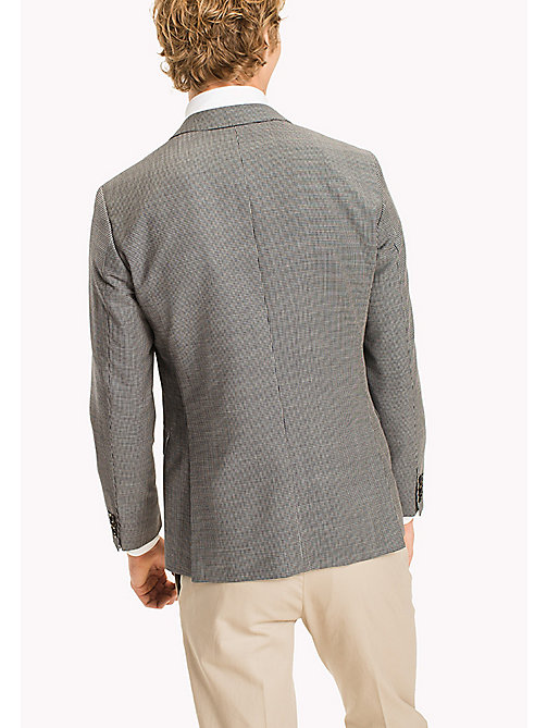 TOMMY HILFIGER Slim Fit Wool Blazer - 425 - TOMMY HILFIGER Suits & Tailored - detail image 1