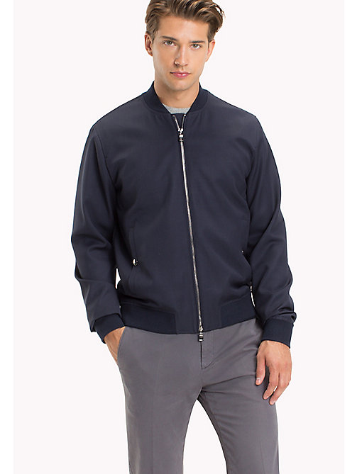 TOMMY HILFIGER Suit Bomber - 427 - TOMMY HILFIGER Clothing - main image