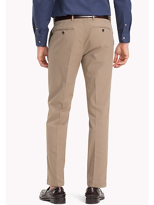 TOMMY HILFIGER Slim Fit Trousers - 205 - TOMMY HILFIGER Trousers - detail image 1