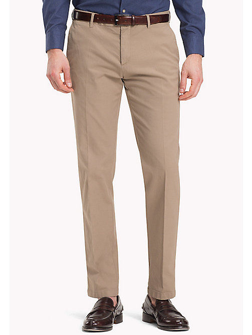 TOMMY HILFIGER Slim Fit Trousers - 205 - TOMMY HILFIGER Trousers - main image