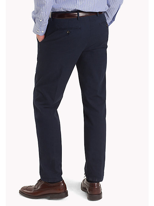 TOMMY HILFIGER Slim Fit Trousers - 429 - TOMMY HILFIGER Trousers - detail image 1