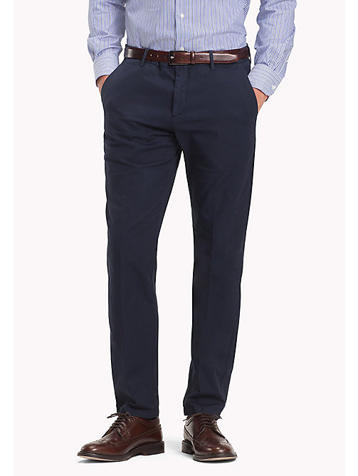 TOMMY HILFIGER Slim Fit Trousers - 429 - TOMMY HILFIGER Trousers - main image
