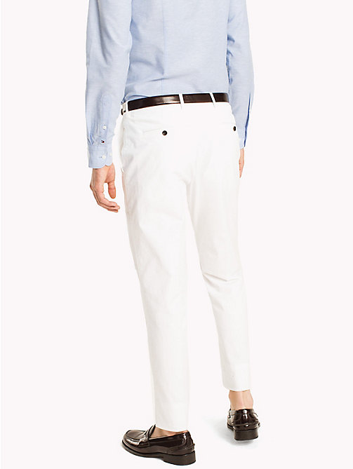 TOMMY HILFIGER Tailored Slim Fit Trousers - 100 - TOMMY HILFIGER What to Wear - detail image 1