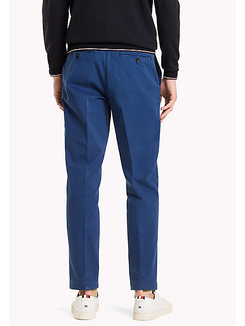 TOMMY HILFIGER Tailored Slim Fit Trousers - 419 - TOMMY HILFIGER Trousers - detail image 1