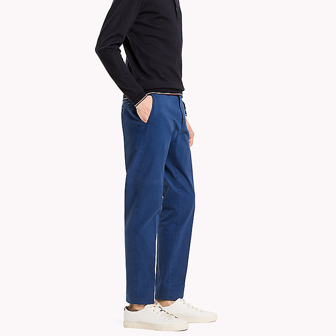 TOMMY HILFIGER Tailored Slim Fit Trousers - 801 - TOMMY HILFIGER Men - detail image 2