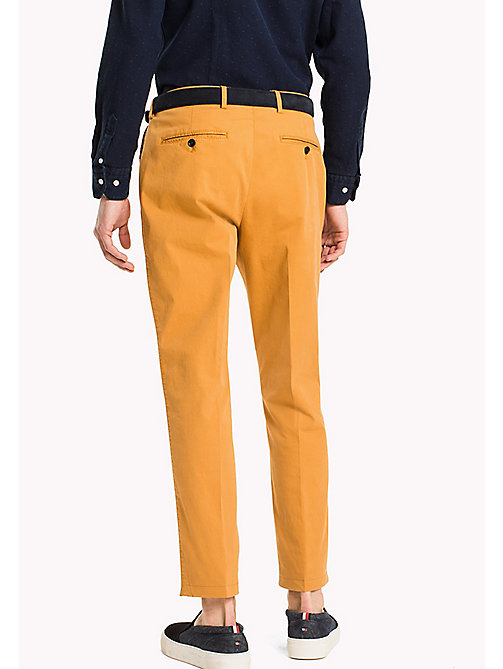 TOMMY HILFIGER Tailored Slim Fit Trousers - 801 - TOMMY HILFIGER Trousers - detail image 1