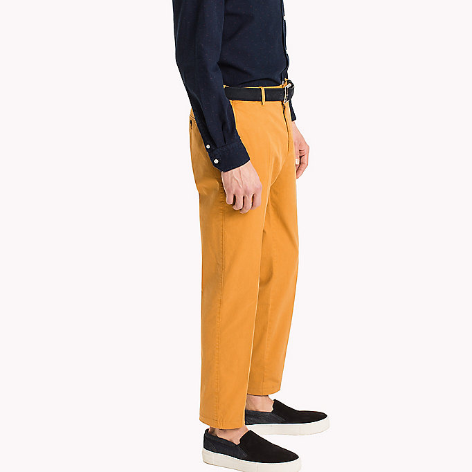 TOMMY HILFIGER Tailored Slim Fit Trousers - 415 - TOMMY HILFIGER Men - detail image 2