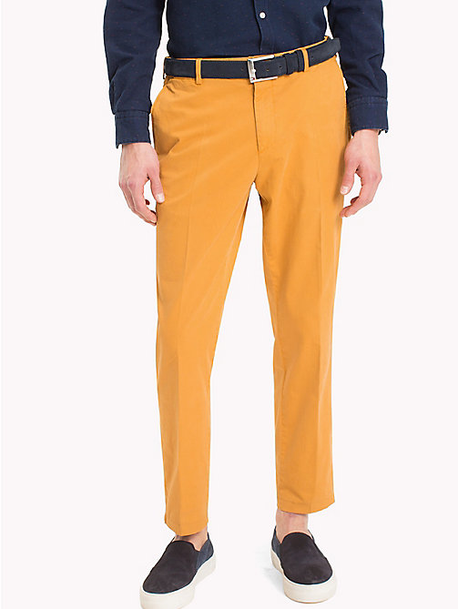 TOMMY HILFIGER Tailored Slim Fit Trousers - 801 - TOMMY HILFIGER Trousers - main image