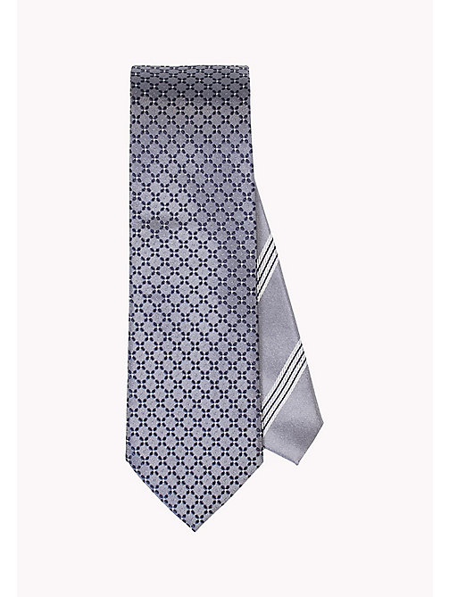 TOMMY HILFIGER Silk Tie - 005 - TOMMY HILFIGER Ties & Pocket Squares - main image