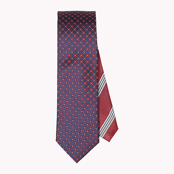 TOMMY HILFIGER Silk Tie - 005 - TOMMY HILFIGER Clothing - main image