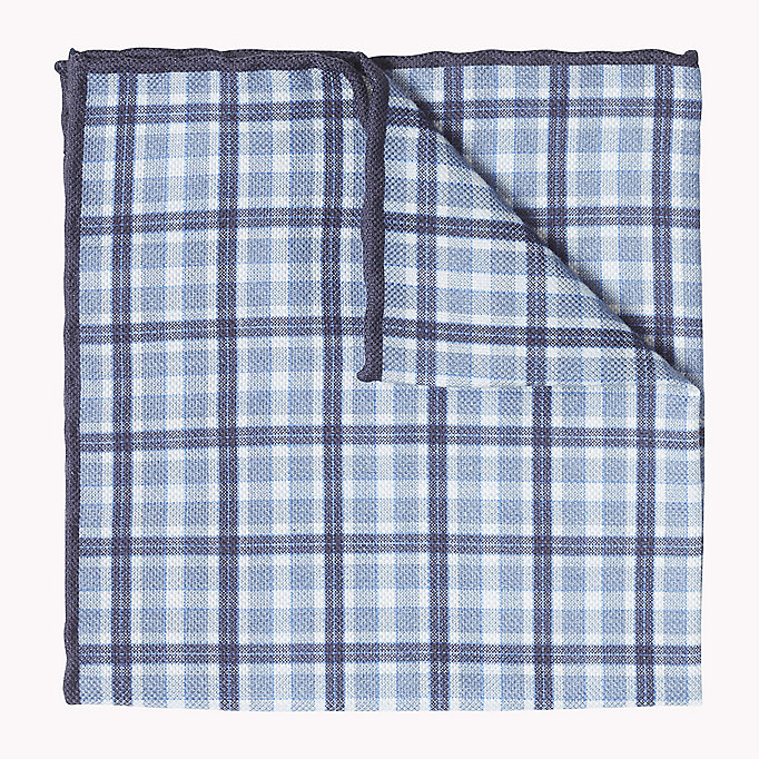 TOMMY HILFIGER Cotton Silk Pocket Square - 804 - TOMMY HILFIGER Men - main image