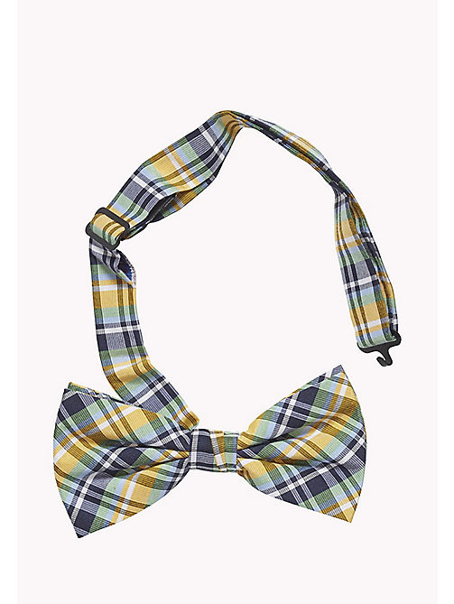 TOMMY HILFIGER Check Print Silk Bow Tie - 704? 704 - TOMMY HILFIGER Bags & Accessories - main image