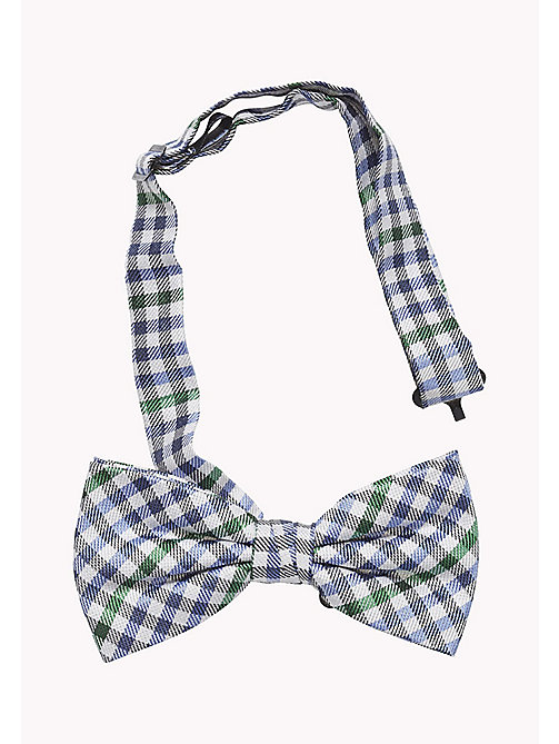 TOMMY HILFIGER Silk Cotton Bow Tie - 412 - TOMMY HILFIGER Bags & Accessories - main image