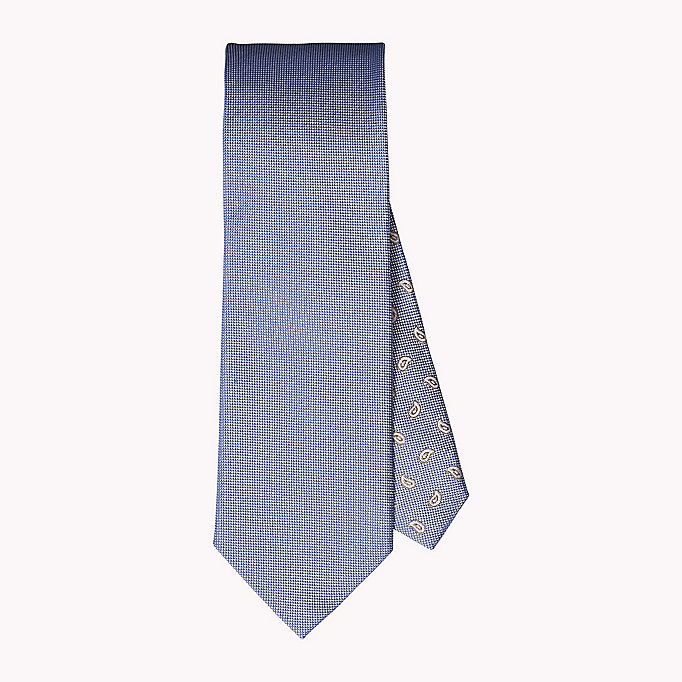 TOMMY HILFIGER Silk Tie - 704 - TOMMY HILFIGER Men - main image