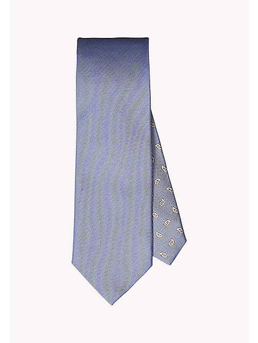 TOMMY HILFIGER Silk Tie - 412 - TOMMY HILFIGER Ties & Pocket Squares - main image