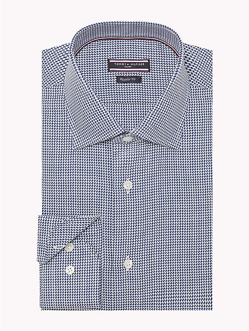 TOMMY HILFIGER Classic Regular Fit Dobby Shirt - 419 - TOMMY HILFIGER Suits & Tailored - detail image 1