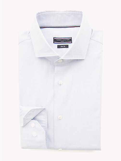 TOMMY HILFIGER Slim Fit Shirt aus Baumwolle - 411 - TOMMY HILFIGER Businesshemden - main image 1