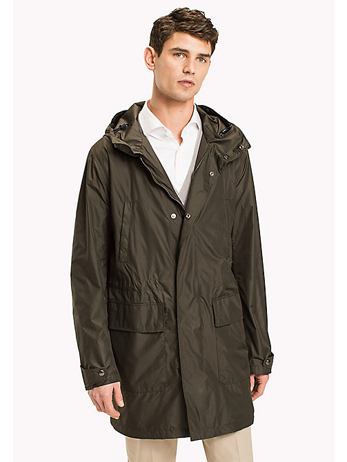 TOMMY HILFIGER Packable Parka - 305 - TOMMY HILFIGER Coats & Jackets - main image
