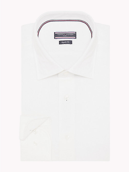 TOMMY HILFIGER Regular Fit Shirt aus Leinen - 100 - TOMMY HILFIGER Anzüge & Tailored - main image 1