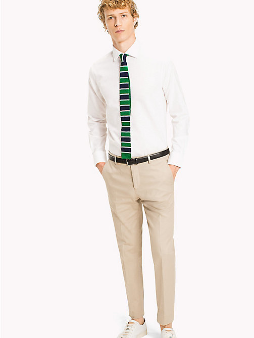 TOMMY HILFIGER Regular Fit Shirt aus Leinen - 100 - TOMMY HILFIGER Anzüge & Tailored - main image