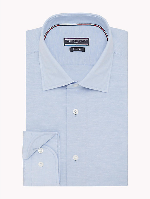 TOMMY HILFIGER Regular Fit Shirt aus Leinen - 412 - TOMMY HILFIGER Anzüge & Tailored - main image 1