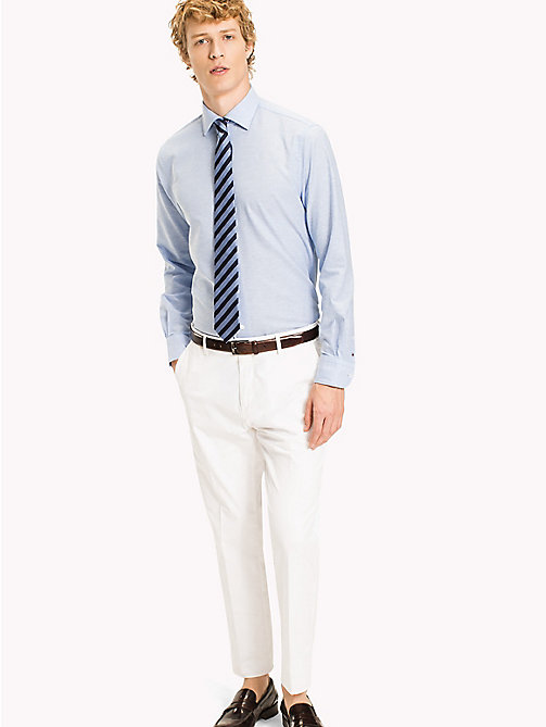 TOMMY HILFIGER Regular Fit Shirt aus Leinen - 412 - TOMMY HILFIGER Anzüge & Tailored - main image