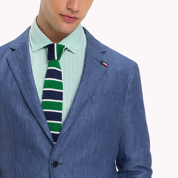 TOMMY HILFIGER Casual Slim Fit Blazer - 205 - TOMMY HILFIGER Men - detail image 3