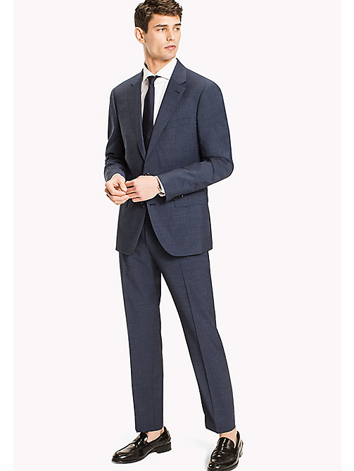 TOMMY HILFIGER Fitted Suit - 427 -  Suits - main image