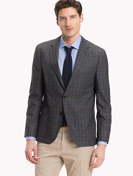 TOMMY HILFIGER Fitted Suit Separate Blazer - 023 - TOMMY HILFIGER Suits & Tailored - main image