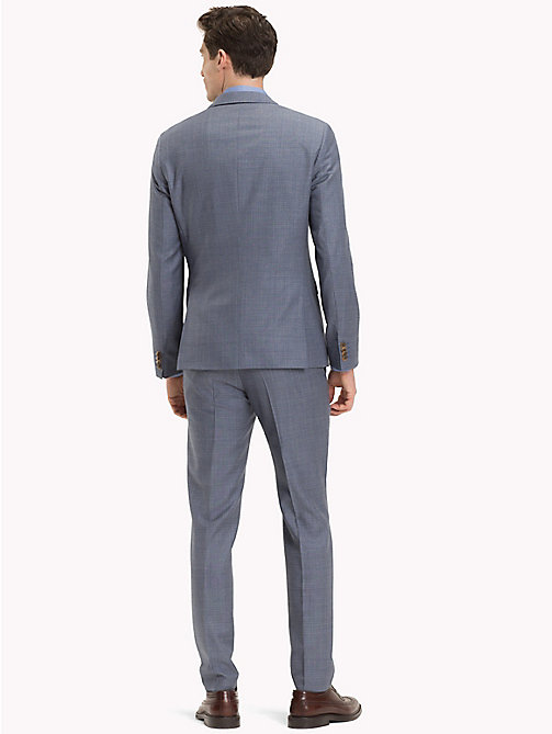 TOMMY HILFIGER Slim Fit Wool Suit - 418 - TOMMY HILFIGER Clothing - detail image 1