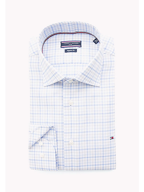 TOMMY HILFIGER Kariertes Oxford-Hemd - 002 -  Businesshemden - main image 1