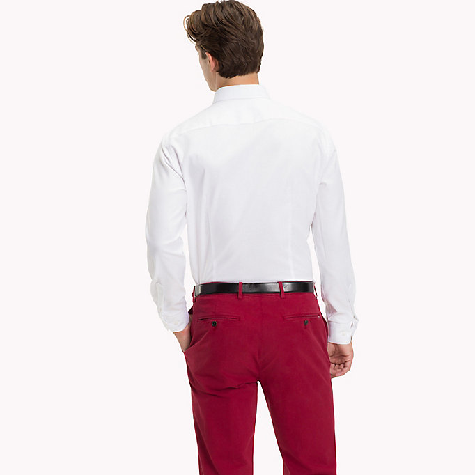 TOMMY HILFIGER Oxford Slim Fit Hemd -  - TOMMY HILFIGER Businesshemden - main image 2