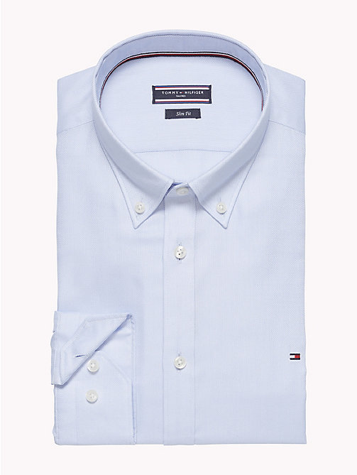 TOMMY HILFIGER Oxford Slim Fit Hemd - 410 - TOMMY HILFIGER Businesshemden - main image 1