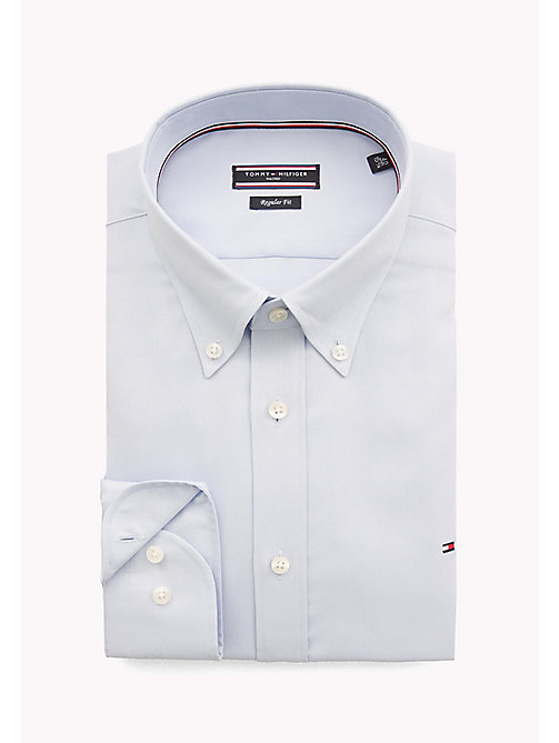 TOMMY HILFIGER Oxford Button Down Shirt - 410 - TOMMY HILFIGER Formal Shirts - detail image 1