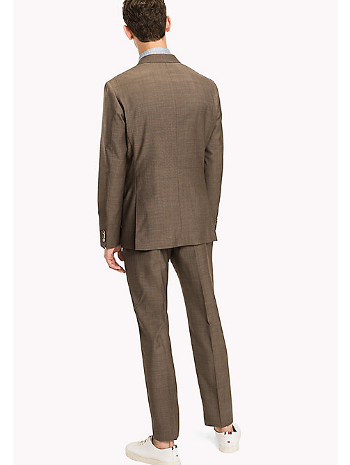TOMMY HILFIGER Tailored Virgin Wool Slim Fit Suit - 225 - TOMMY HILFIGER Suits - detail image 1